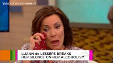 Luann de Lesseps details drunken night that led to her arrest: 'I almost think someone slipped me something'