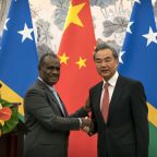Solomon Islands forms ties with China after Taiwan break