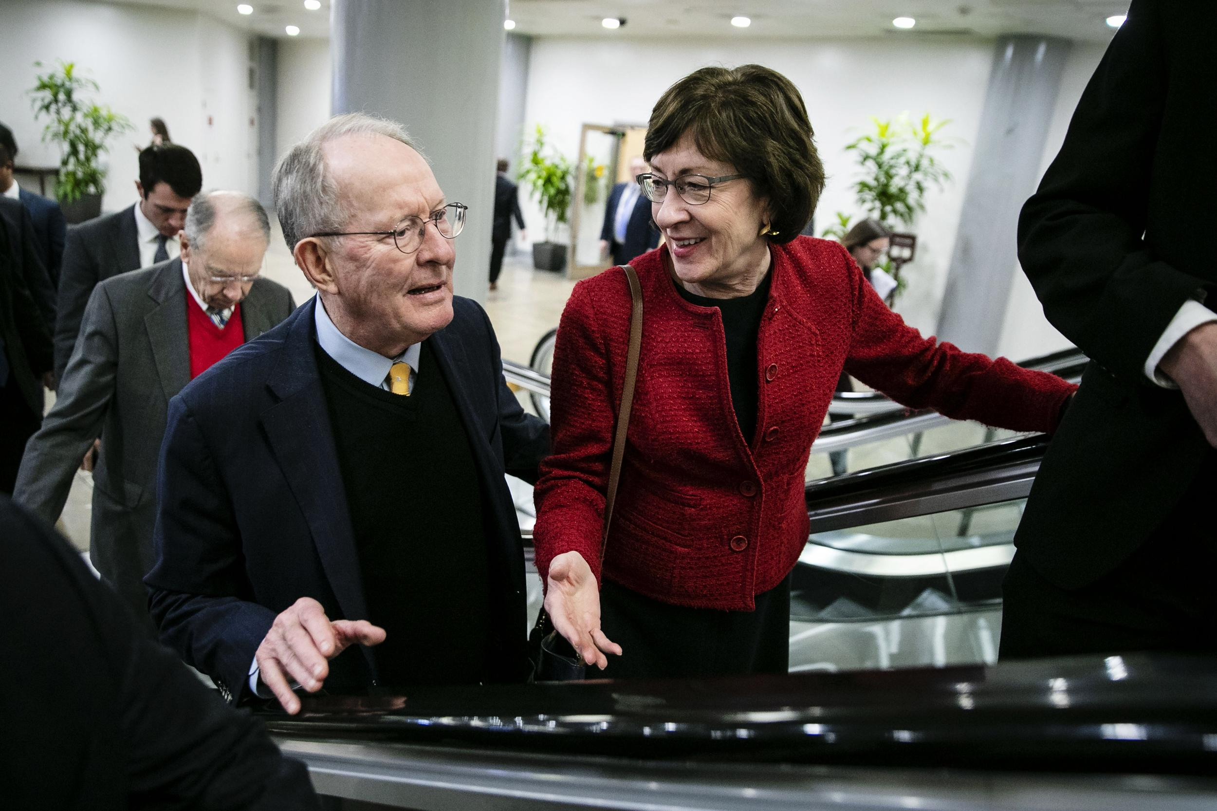 Handful of senators skipping GOP convention