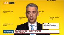 Deutsche Post CEO Calls Protectionism 'Lose-Lose'