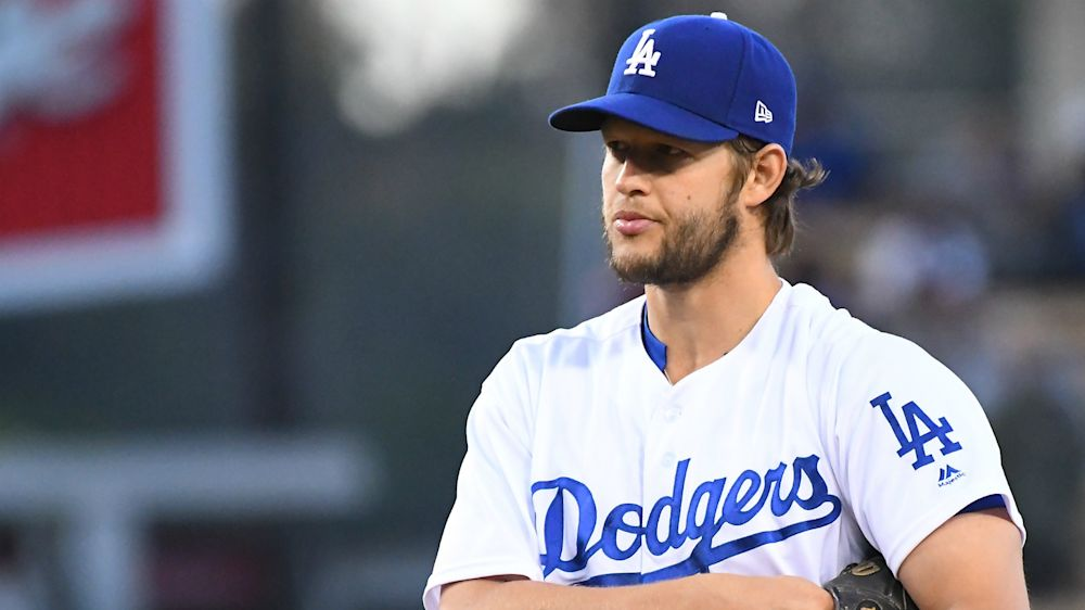 Dodgers' Clayton Kershaw upset at 'disrespectful' walk by Tyler Anderson