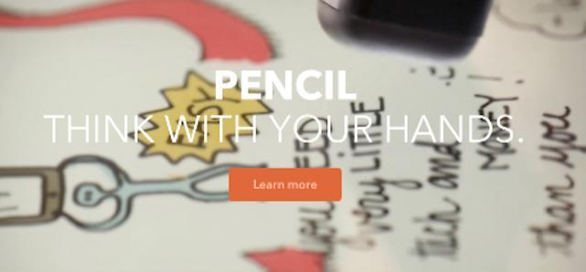 FiftyThree's Pencil stylus now on sale in UK, France and Germany