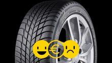 Promozione pneumatici invernali Bridgestone, perché conviene e perché no