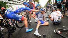 Tour de France - Thibaut Pinot: «J'ai connu meilleure nuit, mais la route continue»