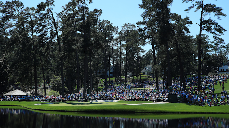 Augusta hosting College GameDay during Masters