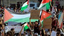 Amán respalda manifestación a favor de palestinos pero pide no ir a frontera