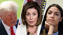 AOC 'should treat Nancy Pelosi with respect,' says Trump — but Paul Ryan was 'a terrible speaker'