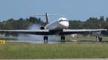 'She hit her face!' Watch a Delta passenger smack a flight attendant on board plane