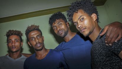 Eritrean footballers on the run face anxious wait in push for safe haven