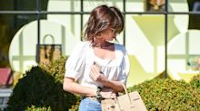 Sarah Hyland chopped off all of her hair and we totally missed it