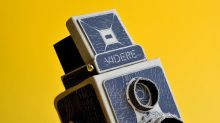 The Videre 35mm camera costs about $38 and takes an hour to assemble