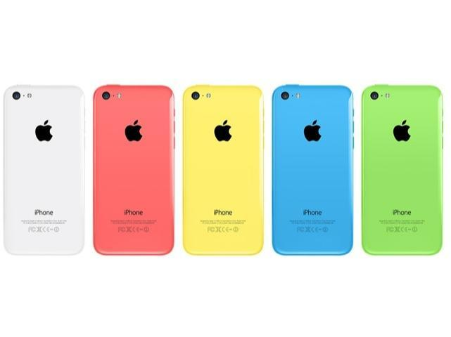 8 GB iPhone 5c sells in India for 33,500 rupees