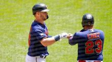 Naquin's 3-run Homer In 9th Gives Reds 10-7 Win Over Twins