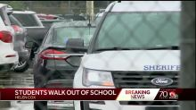 Muslim high school student's dress code violation leads to protest and one arrest