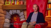 """""""Il Grinch"""", Benedict Cumberbatch parla del doppiaggio del film (ESCLUSIVA)"""