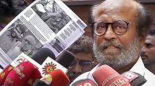 Rajinikanth Seeks Exemption from Personal Appearance Before Commission Probing Thoothukudi Violence
