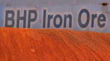 BHP sees full-year iron ore output near upper end of forecast