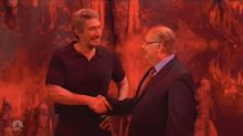 Jon Lovitz's Alan Dershowitz Goes To Hell To Meet 'Huge Fan' Lucifer On 'SNL'