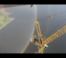 Video shows rainbows are actually circles, not arches, and your life will never be the same