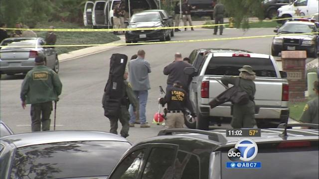 San Juan Capistrano murdered couple identified