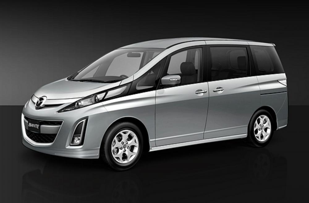 除 Mazda5 外,原廠早在今年 9 月就先停產 Biante。