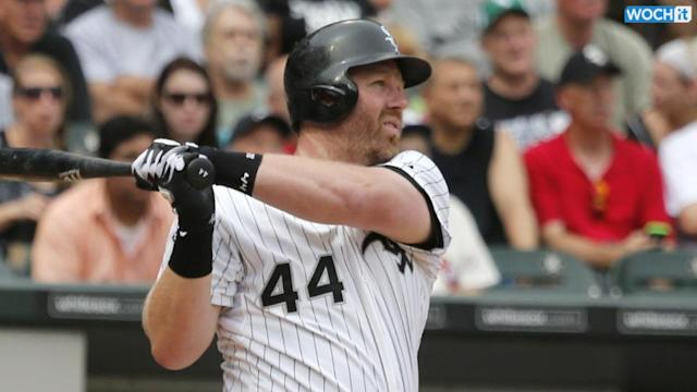 Athletics Acquire Dunn From White Sox