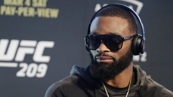 Woodley wants to show he's not past his prime