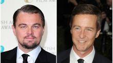 Edward Norton sets the record straight on saving Leonardo DiCaprio's life