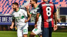 Foot - ITA - Serie A: Sassuolo renversant pour les débuts de Maxime Lopez