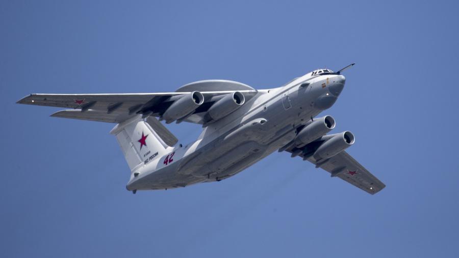 South Korea fires warning shots at Russian warplane