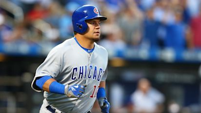 Cubs send slumping Schwarber down to minors