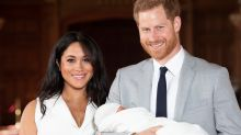 Meghan Markle and Prince Harry Announce Official Africa Tour This Fall — with Baby Archie!