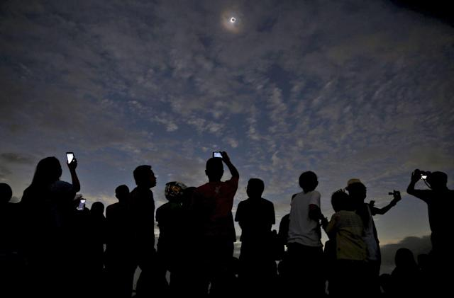 NASA doesn't want you to go blind during the solar eclipse