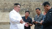 N. Korea's Kim lambasts officials during 'field guidance' visits