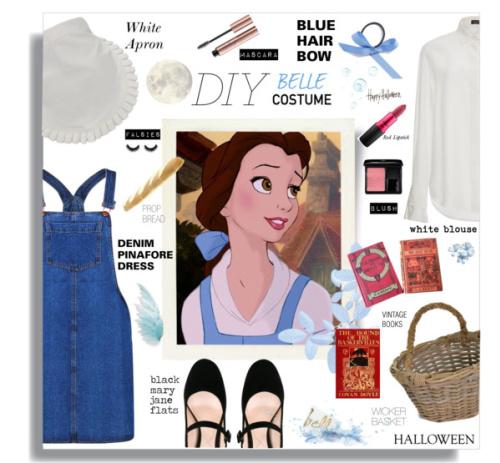 DIY Belle Costume