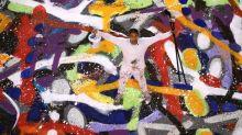 L'icône du street art JonOne expose ses œuvres énergiques et colorées aux Docks Village à Marseille