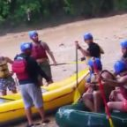 Cellphone video shows friends shortly before deadly rafting accident