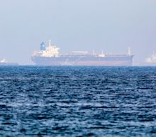 British military agency warns of 'potential hijack' in the Gulf of Oman as multiple oil tankers report they have lost control
