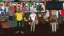 Gentlemen Lobsters - The Easiest Way to Become a Bandwagon Soccer Fan During the World Cup