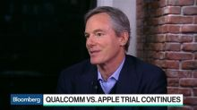 Ex-Qualcomm CEO Jacobs Says Time Isn't Right for Takeover Bid