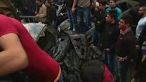 At least 3 killed in Beirut blast