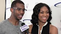 Chris Paul's Wife Jada Gives Away Prom Dresses