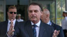 Bolsonaro ironiza levantamento sobre ataques contra jornalistas