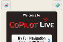 CoPilot Live now offers almost complete nav app for free