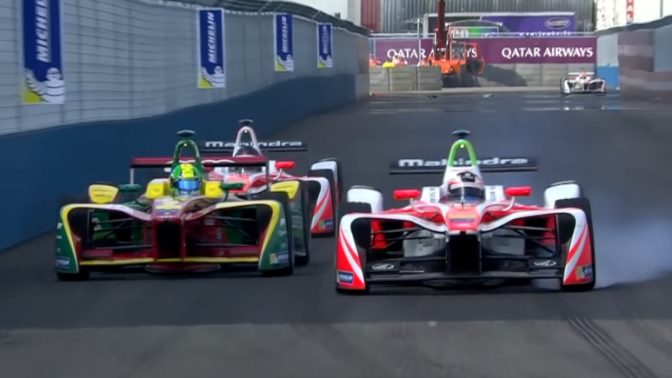 Inside Formula E — the racing series that only uses electric cars