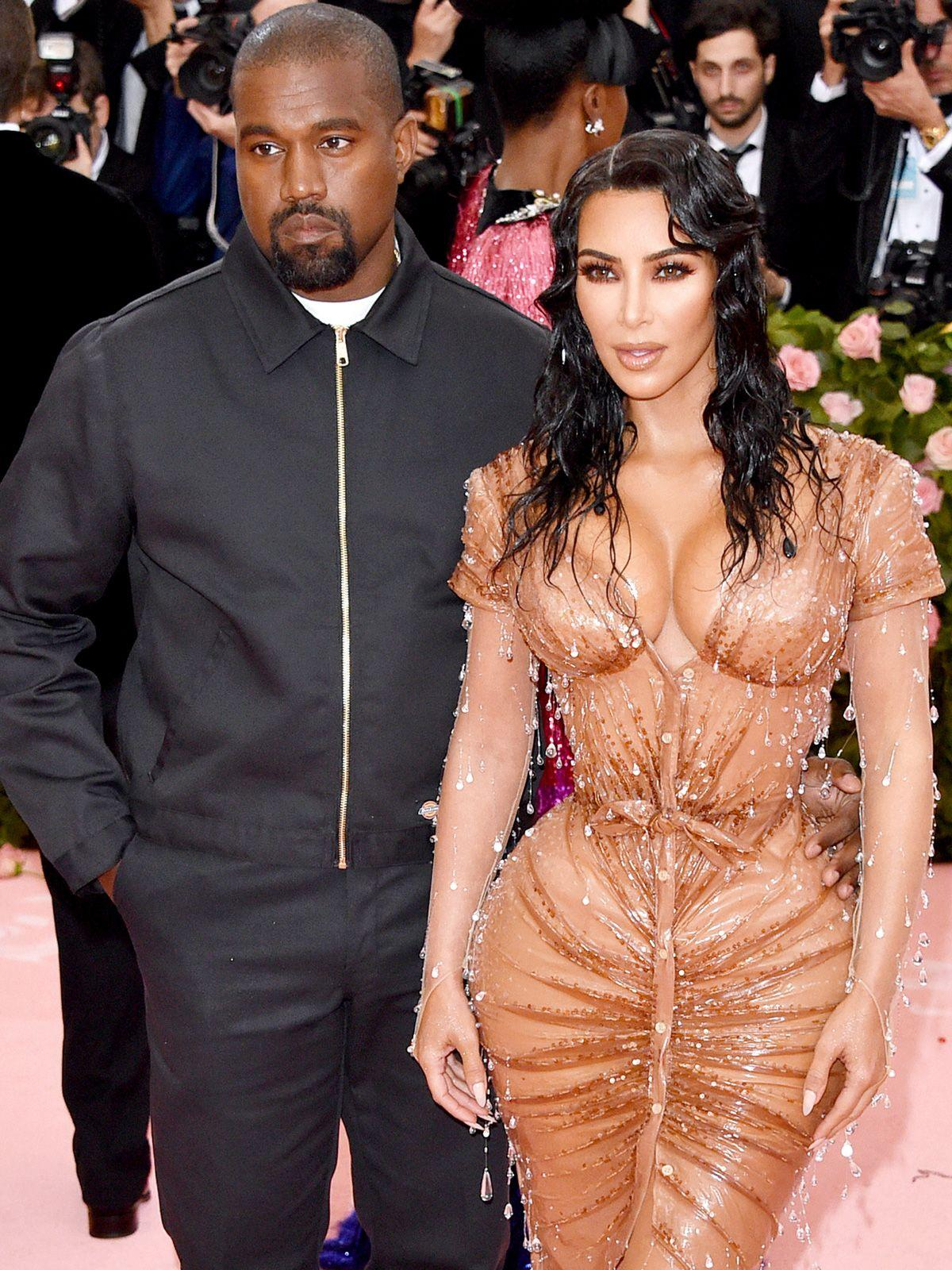 Kim Kardashian and Kanye West Just Revealed Their Baby's ...