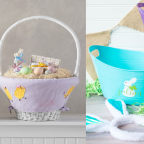 The Cutest Personalized Easter Baskets Your Kids Will Absolutely Love