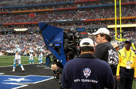 "Live NFL broadcast to air in 3D as ""proof of concept"""