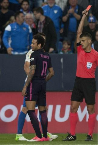 Barça envia recurso para ter Neymar no clássico contra o Real Madrid