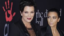 Kris Jenner wants to turn Kim's robbery into a FILM